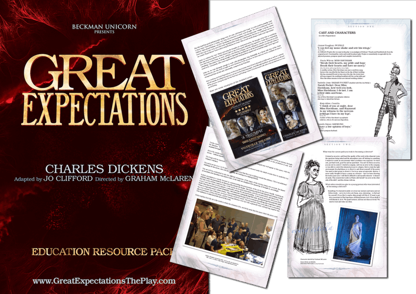 GREAT EXPECTATIONS - Free Education Pack pdf