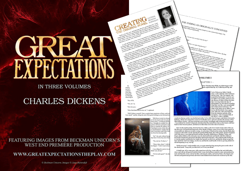 GREAT EXPECTATIONS - free Novel with images