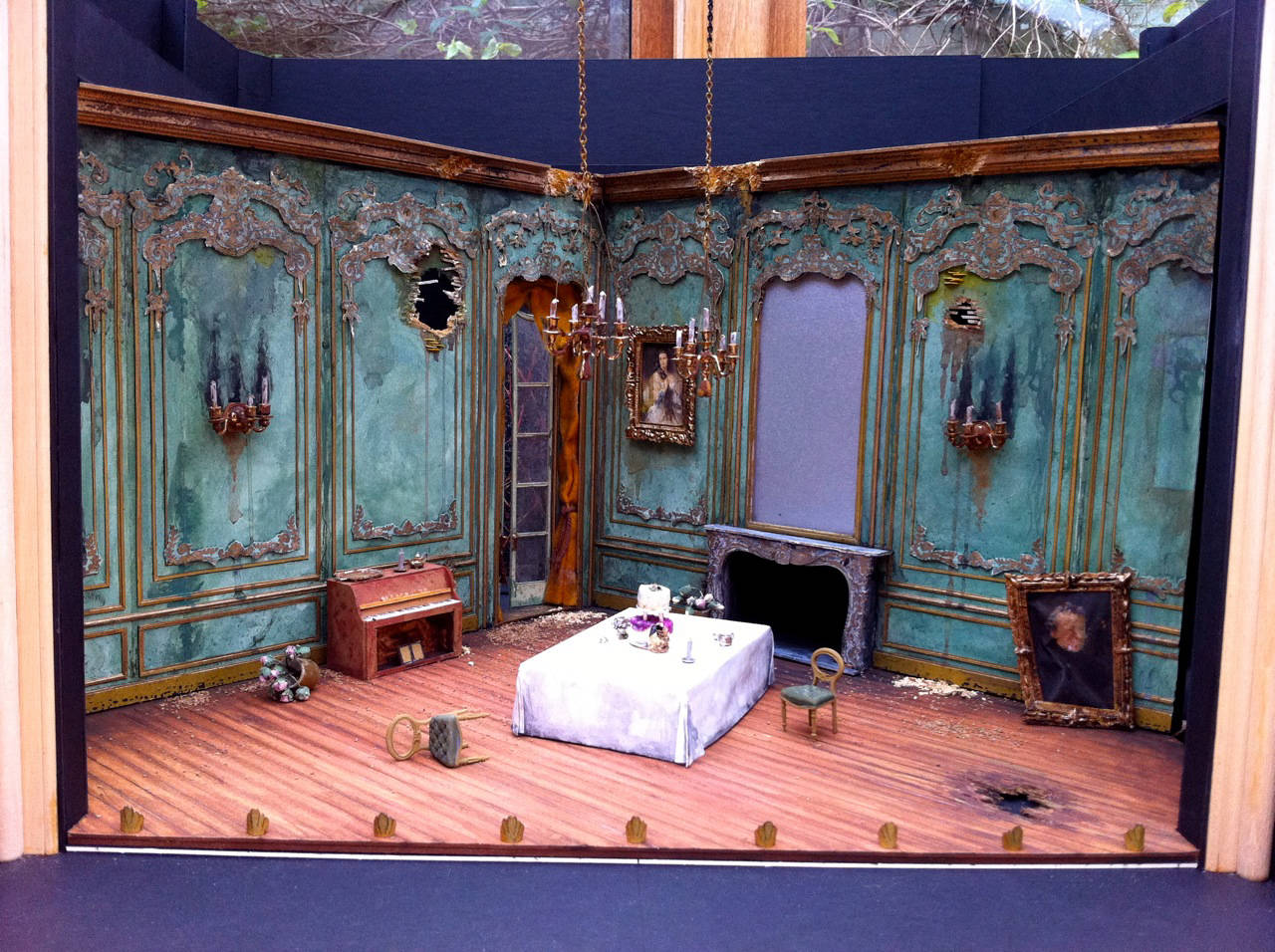 GREAT EXPECTATIONS - Set Design - Robin Peoples