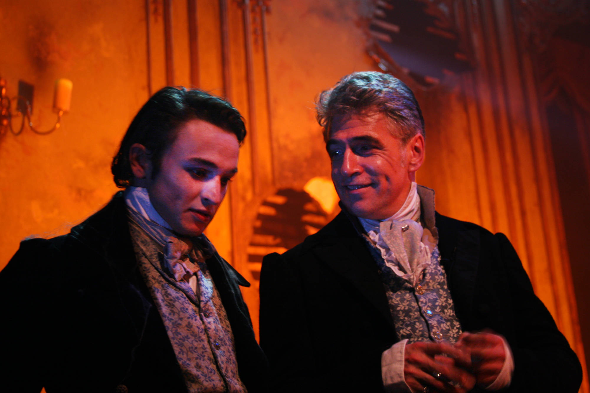 GREAT EXPECTATIONS - Young Pip (Taylor Jay-Davies) / Adult Pip (Paul Nivison)